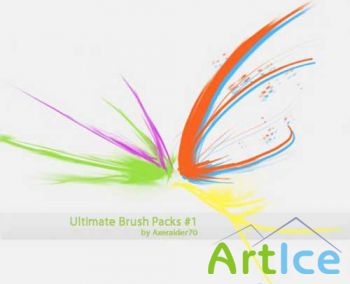 Ultimate Brush Pack #1