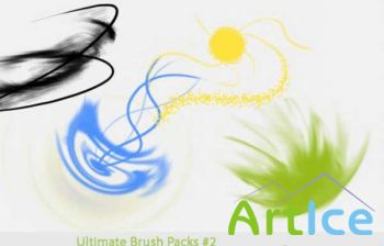 Ultimate Brush Pack #2