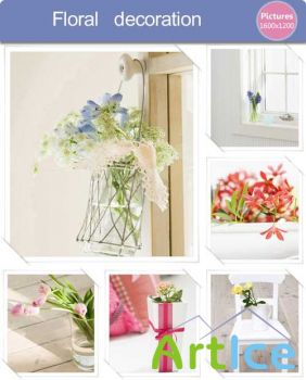 Floral decoration pictures