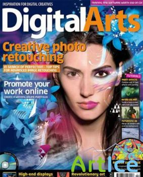 Digital Arts Magazine - February 2009