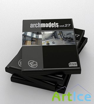 Evermotion - Archmodels Vol. 27