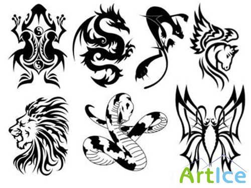 Стили татуировок. Все о направлениях и стилях тату на портале 57