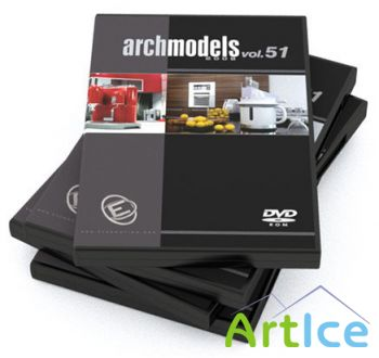 Evermotion - Archmodels Vol. 51
