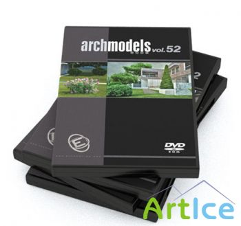 Evermotion - Archmodels Vol. 52