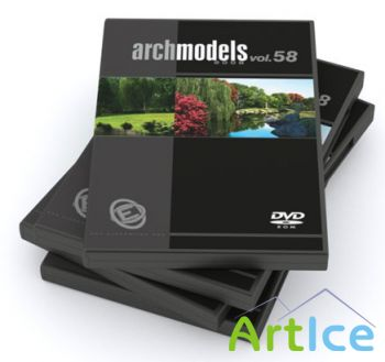 Evermotion - Archmodels Vol. 58