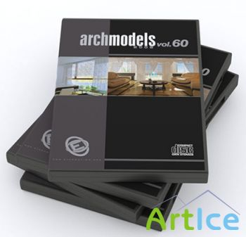 Evermotion - Archmodels Vol. 60
