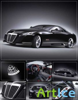Maybach Exelero HQ Photo