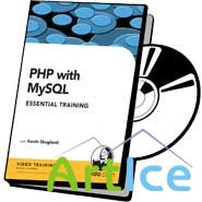 Lynda.com: PHP with MySQL Essential Training with: Kevin Skoglund