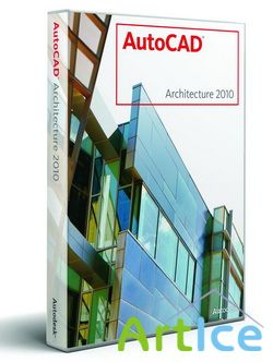 Autodesk AutoCAD v2010 x86 & x64 Eng (DVD-ISO) [NoPE] (2009)