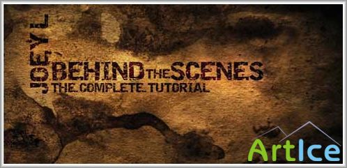 JOEY L TUTORIAL BEHIND THE SCENES THE COMPLETE TUTORIAL - (MOST AWESOME PHOTOSHOP DVD)