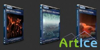 Video-Tutors  Maya - Gnomon. Maya Fluid Effects (3 DVD)