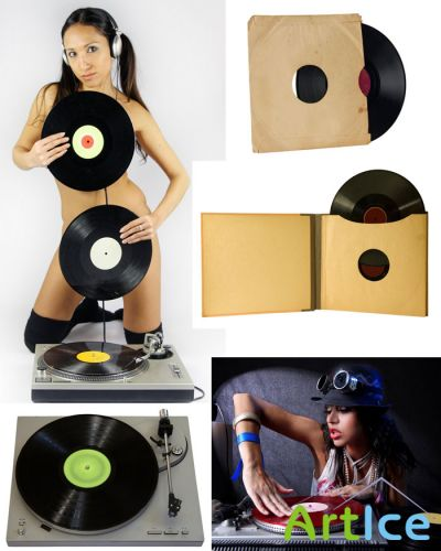 Awesome SS - Vinyl records