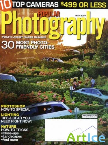 Popular Photography №5 (may 2009)