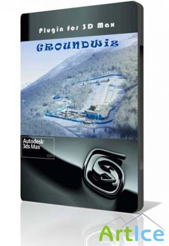 GroundWiz Full - Plug-in for 3DS Max (2009) + BONUS