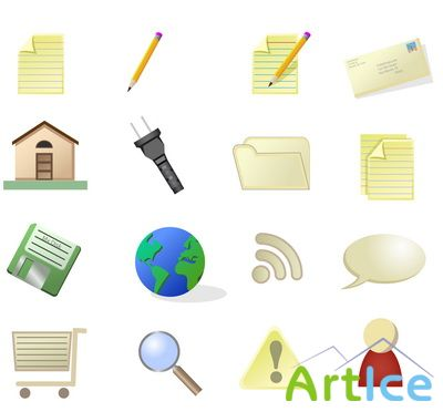 Commonly used Vector icon