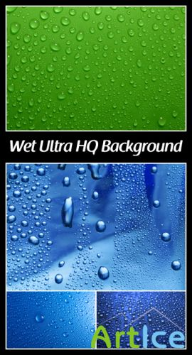Wet Backgrounds
