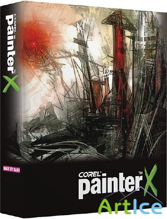 Corel® Painter™ X SP1 10.1.053