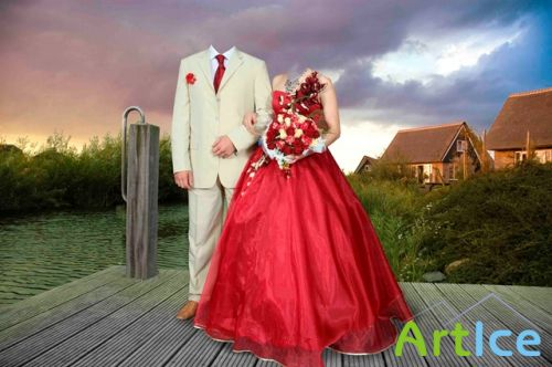 Amazing Bride & Groom 3