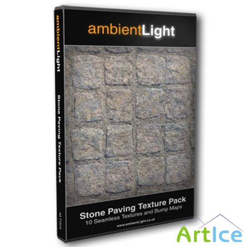 AmbientLight Texture - Stone Paving Texture Collection