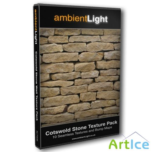 AmbientLight Texture - Cotswold Stone Walls Texture Collection
