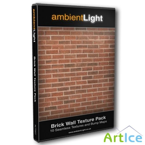 AmbientLight Texture - Brick Wall Texture Collection