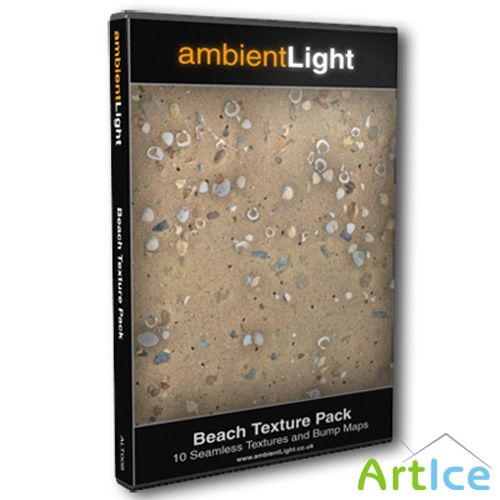 AmbientLight Texture - Beach Texture Collection