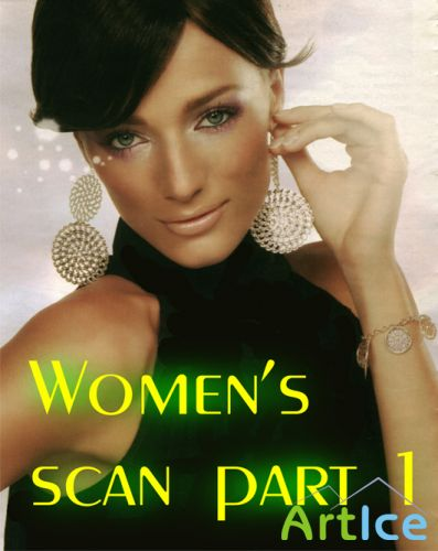Women`s scan part 1