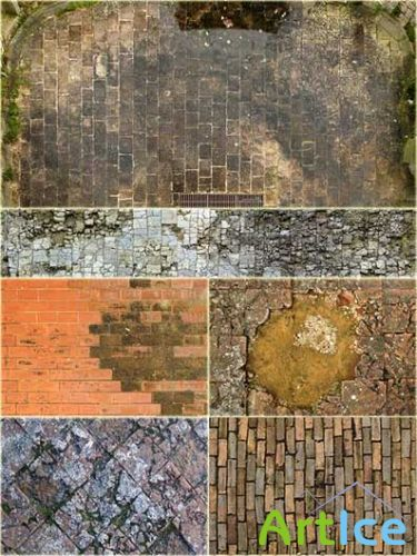 Old Tiles Texture