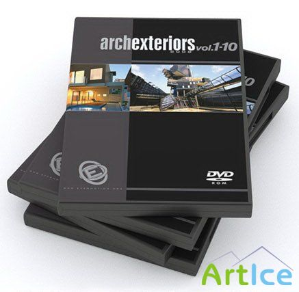 Evermotion ArchExteriors vol 1 - 10