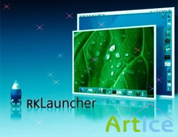 RK Launcher XP 0.41 Leopard Inspired Released!