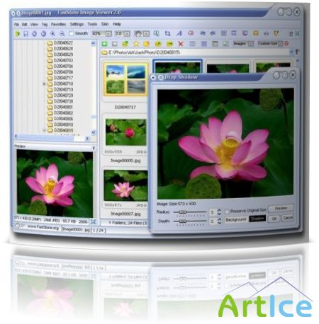 FastStone Image Viewer 3.9 Rus