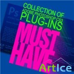 Plugins for The Adobe Photoshop CS3