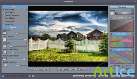 MediaChance Dynamic PHOTO HDR 4.4 Portable