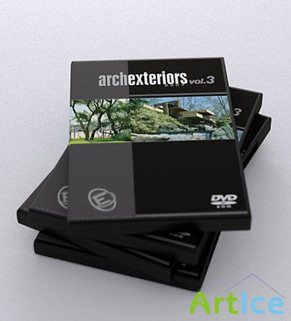 Evermotion Archexteriors vol 03
