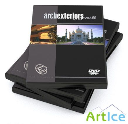 Evermotion Archexteriors vol 06