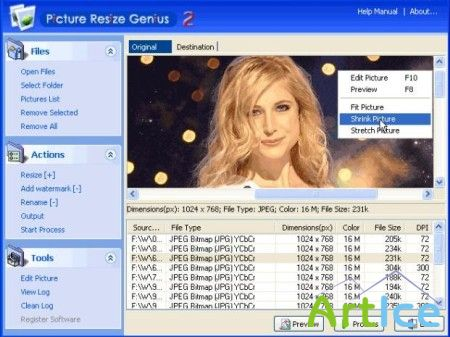 Picture Resize Genius 2.9.6 Portable