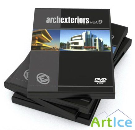 Evermotion Archexteriors vol 09