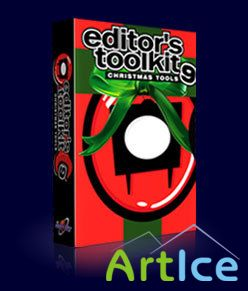 Продолжение Digital Juice - Editors Toolkit 09: Christmas Tools set 232