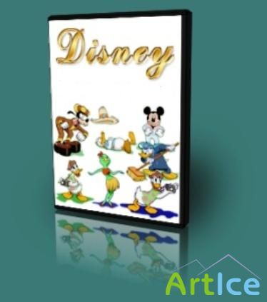 Footage - Disney Characters 2