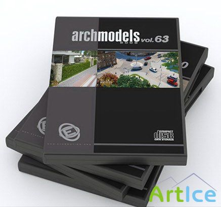 Evermotion Archmodels vol.63