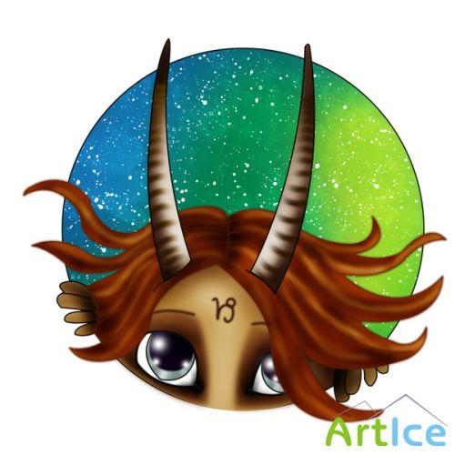 козерог гороскоп символы