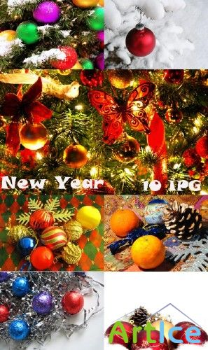 New Year's backgrounds