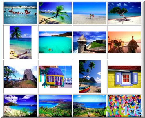 MedioImages WT01 - Discover the Caribbean