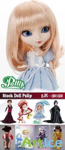 Stock Doll Pulip 3