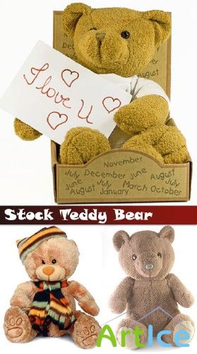 Stock Teddy Bear