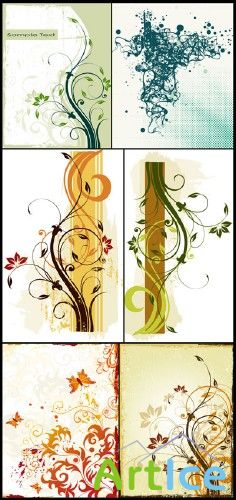 Vector Beautiful Decoration 3