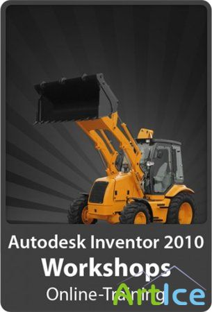 Video2Brain: Autodesk Inventor 2010 Workshops (2009)