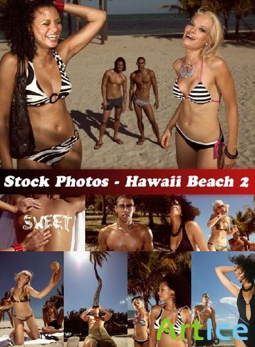 Stock Photos - Hawaii Beach Pack 2