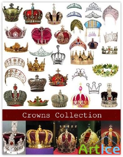Collection crowns