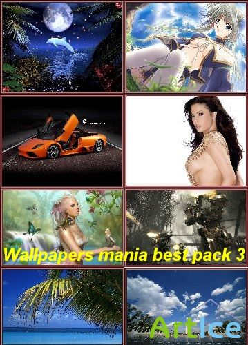 Wallpapers mania best pack 3